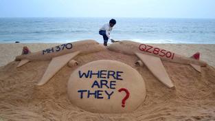 Kde jsou? Je možné, že vrak letadla se nikdy nepodaří najít