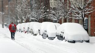 Východ USA opět zasáhla sněhová bouře