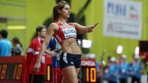 Vícebojařka Klučinová má bronz i český rekord