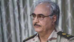Bude z Haftara nový diktátor?