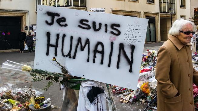 Redakce Charlie Hebdo