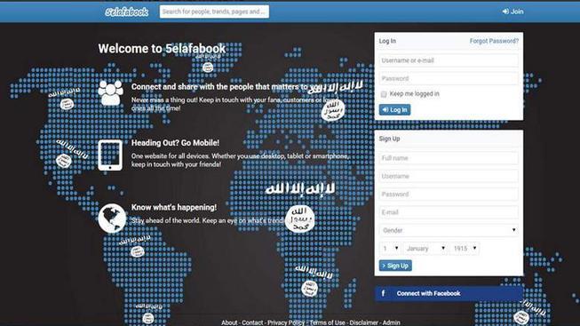 Islamistická sociální síť nápadně připomíná Facebook
