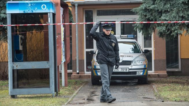 Žena přežila střelbu v uherskobrodské restauraci Družba