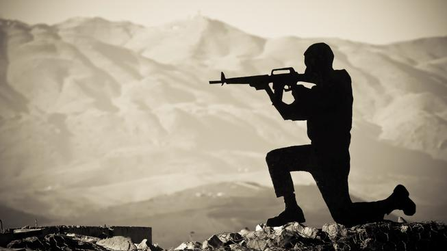 Češi se bojí ozbrojenců z IS víc než války na Donbase. Ilustrační snímek