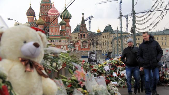 Iniciativa pro vraždu Němcova podle vyšetřovatelů vzešla z ukrajinské strany