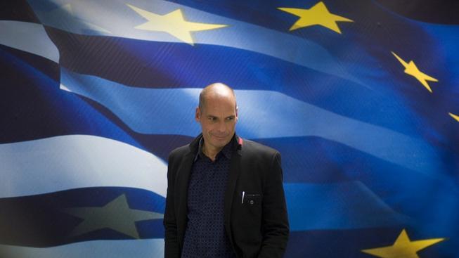 Z plánů řecké vlády (na snímku ministr financí Janis Varufakis) už musí dostávat mezinárodní věřitelé osypky