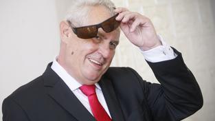 Miloš Zeman jako ruský agent?