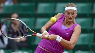 Vrátí se Petra Kvitová na semifinále Fed Cupu v dobré formě?