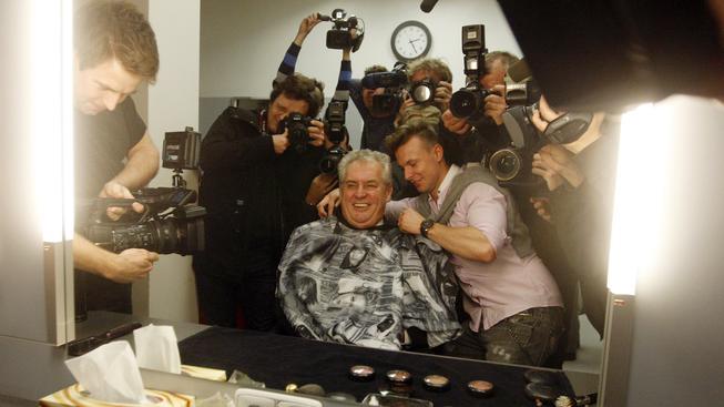 Miloš Zeman je známý svým kritickým vztahem k médiím, přesto se v nich často objevuje