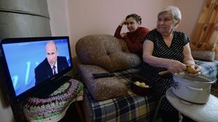 Rusko podle unie šíří svou propagandu i za vlastními hranicemi, Brusel s tím chce zatočit