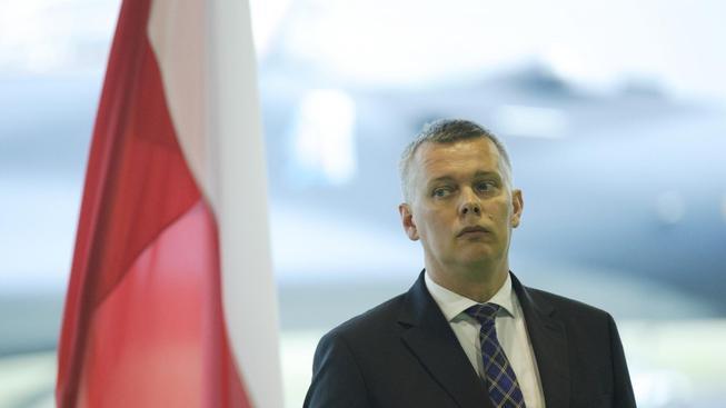 Polský ministr obrany Tomasz Siemoniak