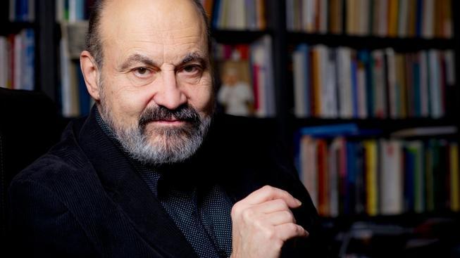 Tomáš Halík - katolický kněz, teolog, religionista a sociolog náboženství