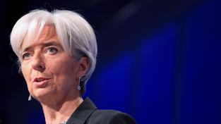 Lagardeová chce spolupracovat s asijskou rozvojovou bankou