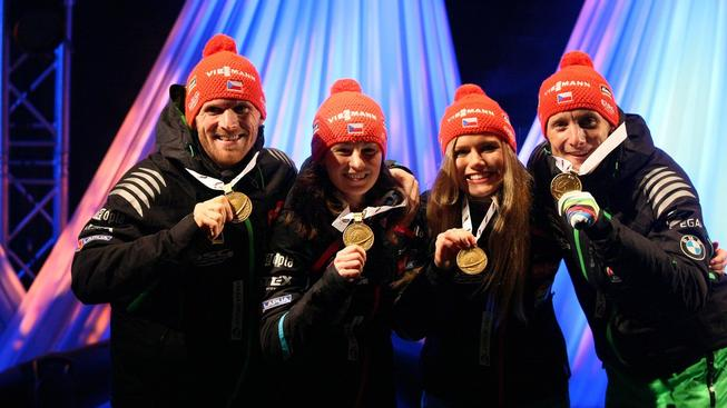 Českému biatlonu se letos mimořádně dařilo, i finančně