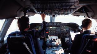 V kabině letadla budou u většiny aerolinek nově muset vždy být dvě osoby (ilustrační snímek)
