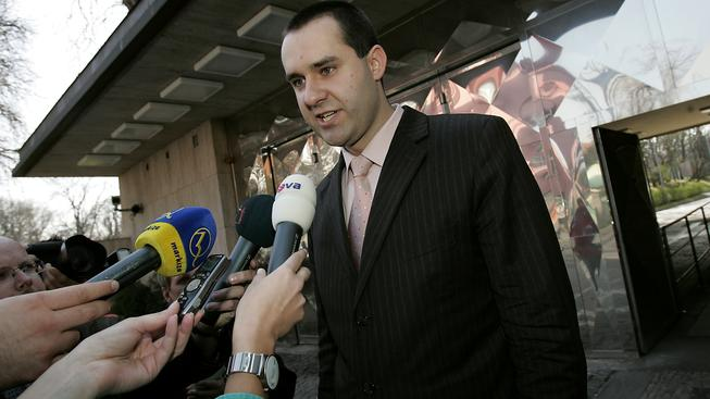 Mluvčí firmy Excalibur Army Andrej Čírtek