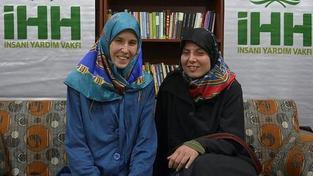 Hana Humpálová (vlevo) a Antonie Chrástecká