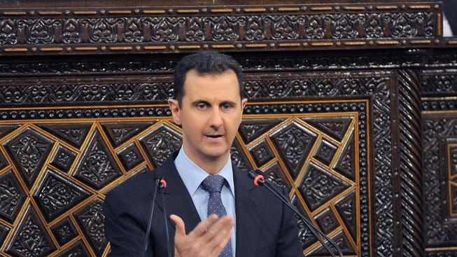 Prezident Asad připustil, že Rusko do jeho země dodává zbraně