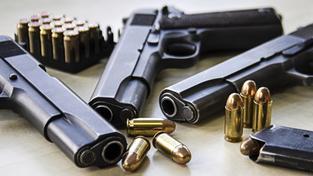 Ilustrační foto: Prodej zbraní se v Kyjevě stonásobně zvýšil