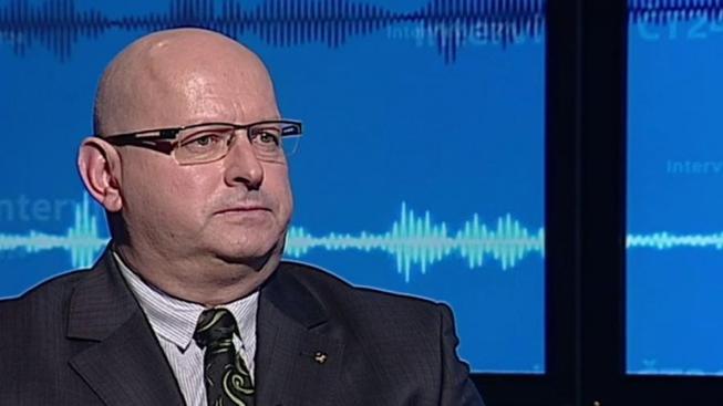 Vojenský analytik Jaroslav Štefec