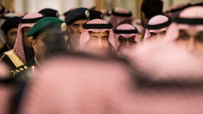 Saúdové se hádají se Švédy