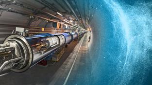 Velký hadronový urychlovač (LHC)