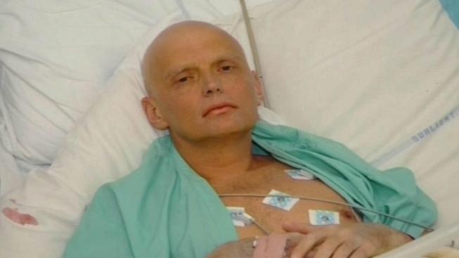 Tak zná Alexandra Litviněnka celý svět - na nemocničním lůžku těsně před smrtí