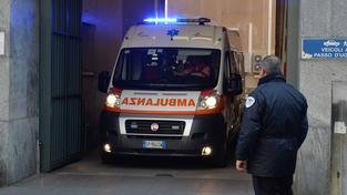V budově soudu v Miláně se střílelo