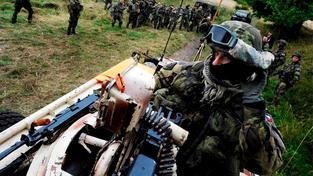 Zájem civilistů o armádu a její zahraniční mise není tak malý, jak by se mohlo zdát, říká český voják