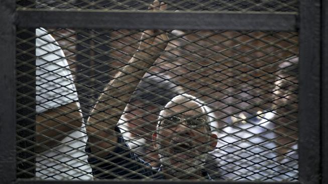Egyptský soud potvrdil trest smrti pro vůdce Muslimského bratrstva Muhammada Badího