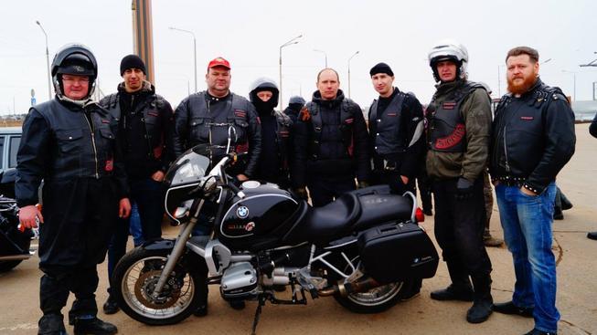 Ruský motorkářský klub Noční vlci projede koncem dubna přes Česko a Slovensko, míří do Berlína