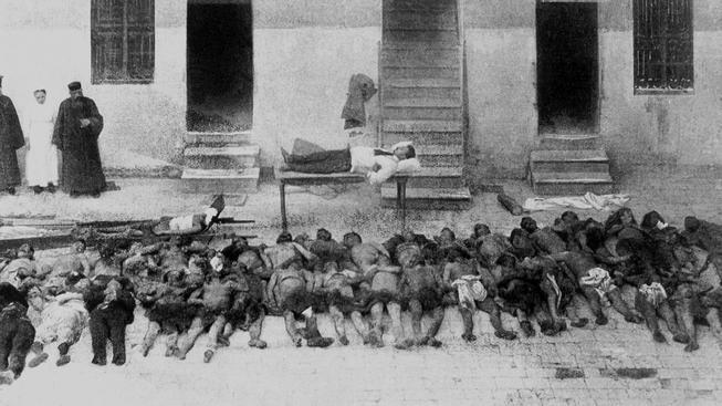 Masakr Arménů v Alepě 28. února 1919