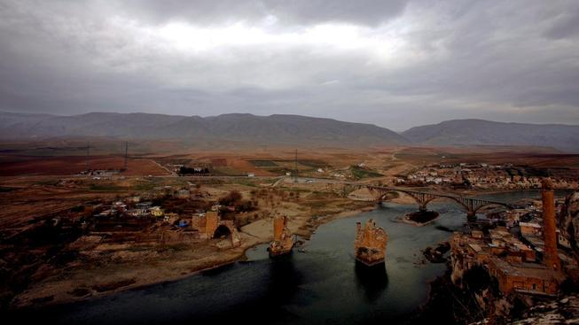Hasankeyf, starobylé město, které skončí kvůli přehradě pod vodou