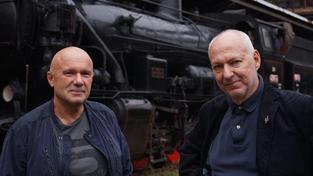 Petr Nikolaev a Jiří Pruša
