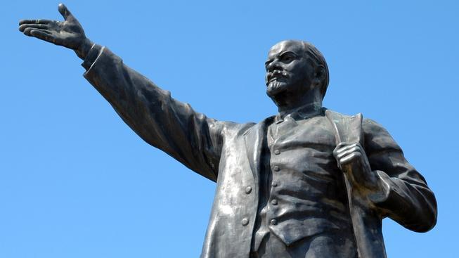 Ilustrační foto: Ukrajinec chtěl podle ruského soudu vyhodit do povětří Leninův památník
