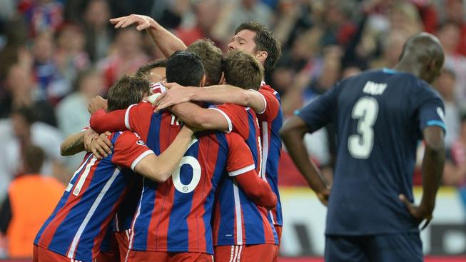 Bayern deklasoval Porto