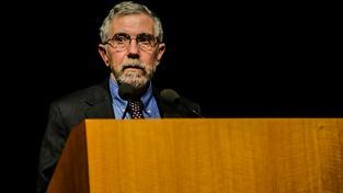 Paul Krugman, nositel Nobelovy ceny za ekonomii z roku 2008
