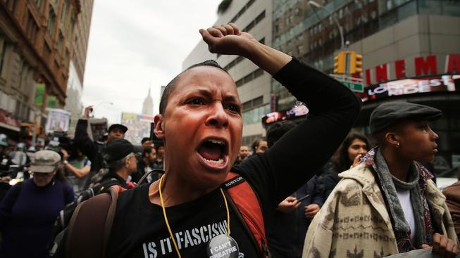 Smrt Michaela Browna spustila sérii protestů proti policejnímu násilí na černoších