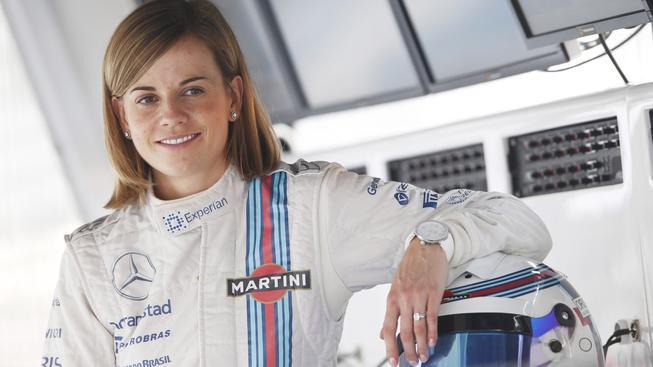 """Třeba Susie Wolffová s feminizací F1 příliš nesouhlasí a do """"ženských závodů"""" by se příliš nehrnula"""