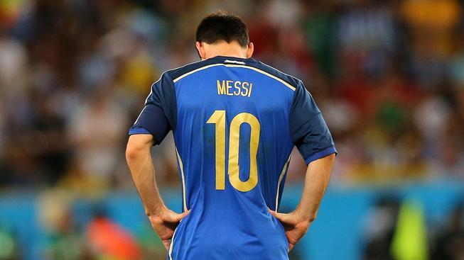 Ze všech fotbalistů na planetě nejvíc vydělává Lionel Messi