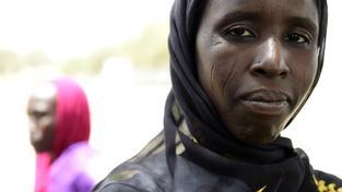 Ilustrační foto: Nigerijské ženy islamisté využívají i k boji proti vládním jednotkám