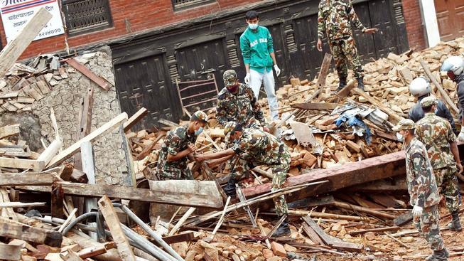 Zemětřesení v Nepálu napáchalo mnohamilionové škody na majetku