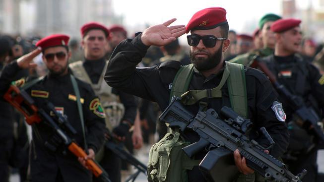 Irácká armáda neúspěšně bojuje s příslušníky hnutí IS