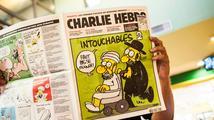 Americký PEN klub i přes kritiku ocenil vystřílený časopis