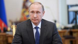 Prezident Putin se setká se Zemanem u příležitosti oslav 70. let od konce druhé světové války