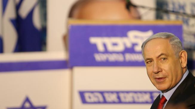 Benjamin Netanjahu složil koalici.