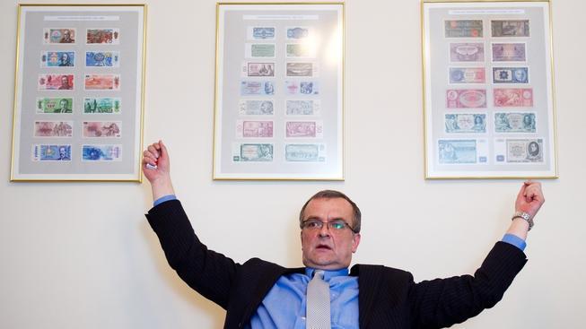 Tenkrát ve Strakovce...Miroslav Kalousek ještě jako ministr financí