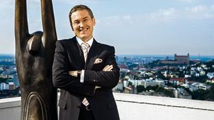 Slovenský ponikatel a miliardář Peter Krištofovič