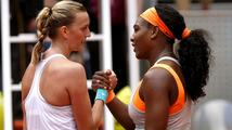 Kvitová porazila světovou jedničku Williamsovou a je ve finále!