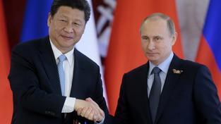 Prezidenti Ruska a Číny podepsali důležité dohody, které prohlubují obchodní vztahy mezi oběma státy